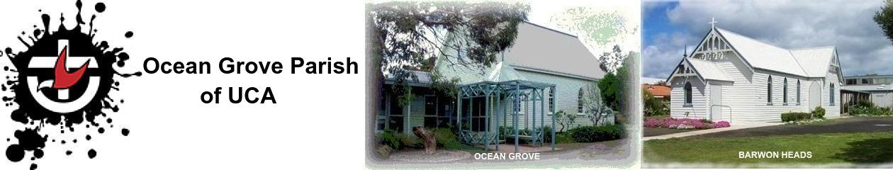 Ocean Grove – Barwon Heads  Uniting Church